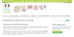 Little Monkey Rentals
